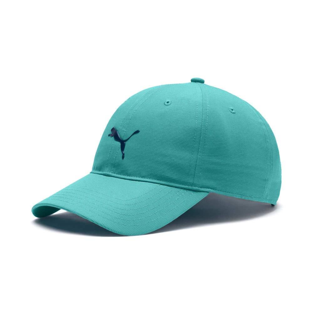 super cute 0fb0f 2fdb2 Amazon.com   Puma Golf 2018 Men s Pounce Hat (Men s, Blue Turquoise, One  Size)   Sports   Outdoors