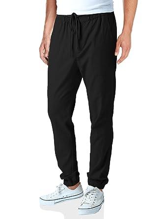 3a0d7b28e25d62 Match Mens Twill Jogger Pants at Amazon Men's Clothing store: