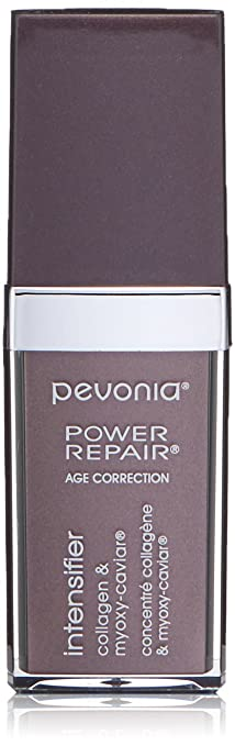 pevonia power repair age correction intensifier collagen and myoxy-caviar, 1 fluid ounce 5 Pack Simple Sensitive Skin Smoothing Facial Scrub, Gently Exfoliates 5 Oz Each