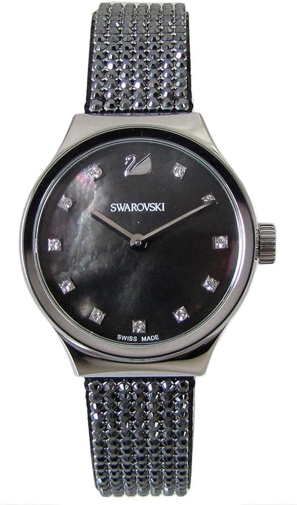swarovski señoras del Reloj Reloj Dreamy ensueño Negro Negro 5200065