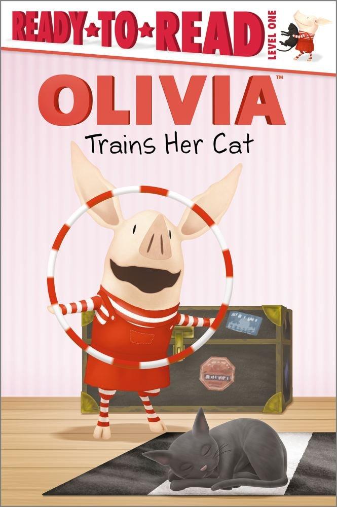 Download Olivia Trains Her Cat pdf