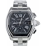 Cartier Roadster swiss-automatic mens Watch W62020X6 (Certified Pre-owned)
