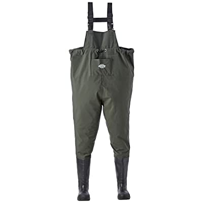"Dickies FW13107 GR 6 Waders""Morton"" S5 Size 40 Green: Home Improvement"