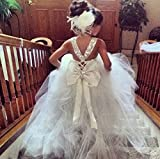 Mini Bride Flower Girl Dress