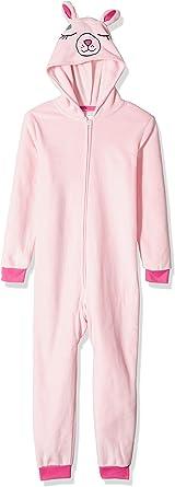 St. Eve Girls Hooded Blanket Sleeper-One Piece Costume Pajama