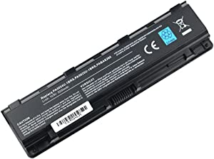 NextCell Battery for Toshiba Satellite C55-A5285 S75D-A7272 S75t-A7349 C55-A5302 C55-A5308 C55-A5310 C55-A5322 C55-A5324 C55-A5387 C55D-A5333 C55Dt-A5305 C55t-A5394 Tecra A50-A1550