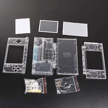CAheadY - Carcasa de Repuesto para Nintendo DS Lite: Amazon ...