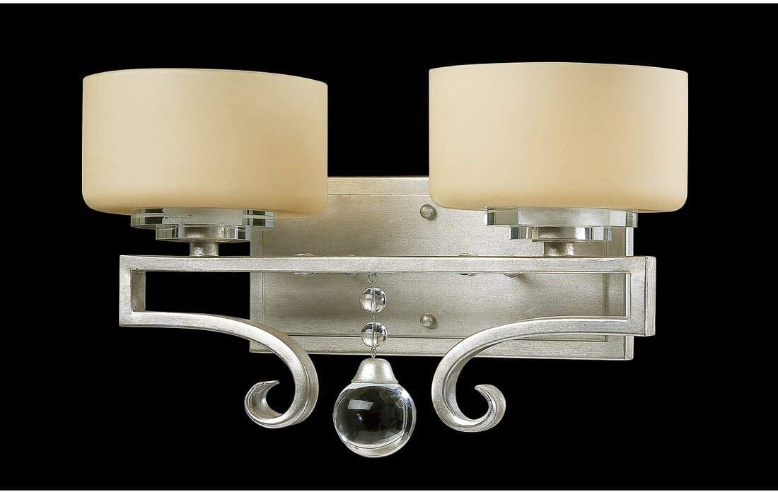 Savoy House 8-257-2-307 Two Light Bath Bar