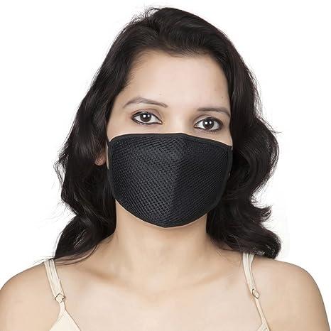 ultra-hygienic tela boca máscara | práctico Barrera protectora | antipolvo – Calidad Protección de