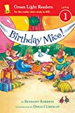 Birthday Mice! (Green Light Readers Level 1)