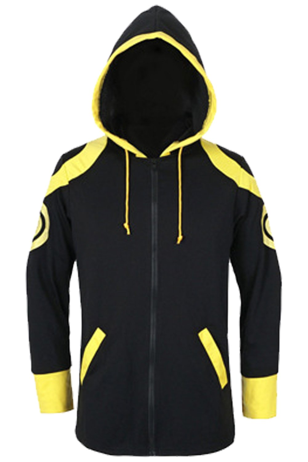 Costhat Casual Mystic Messenger 707 Extreme Luciel Choi Jacket Hoodie by Costhat (Image #1)