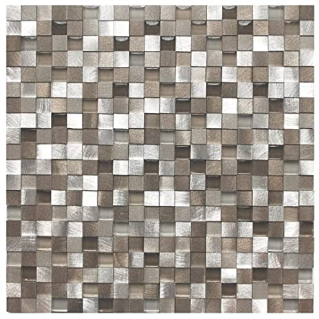 Comfortable 16X16 Ceiling Tiles Thin 2 Inch Ceramic Tile Square 2 X 6 Glass Subway Tile 3X6 Marble Subway Tile Youthful 4 Ceramic Tile Gray8X8 Ceramic Tile 3D Silver And Pewter Aluminum Square Mosaic Tile   Glass Tiles ..