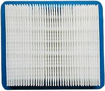 Aubess - Filtro de poliuretano azul para cortacésped de papel y ...