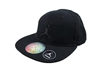 6112e6d9dbe Air Jordan Jumpman Stretch Adjustable Boy s Cap 2 4T by Nike  Amazon ...