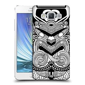 Head Case Designs Warrior Maori Tatau Hard Back Case for Samsung Galaxy A3 (2016)