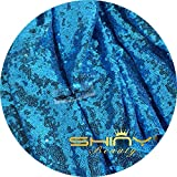 ShinyBeauty Aisle Runner Customize-100ftx4ft,Wedding Aisle Runner Ceremony Decoration Marriage Party Decor Carpet Roll-Turquoise