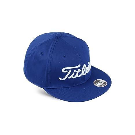 Amazon.com   Titleist Golf Caps (Flat Bill 7be6f69ed0d