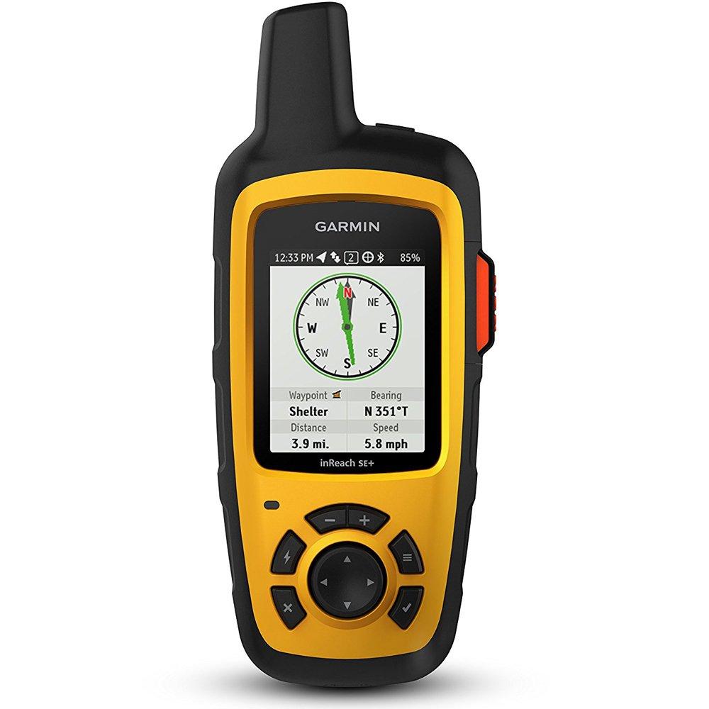 Garmin InReach SE+ GPS Bundle w/ Car Charger, Micro USB, Gadget Bag and more by Garmin (Image #2)