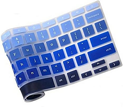 Funda de teclado para Acer Chrome, de silicona, de la marca Casiii