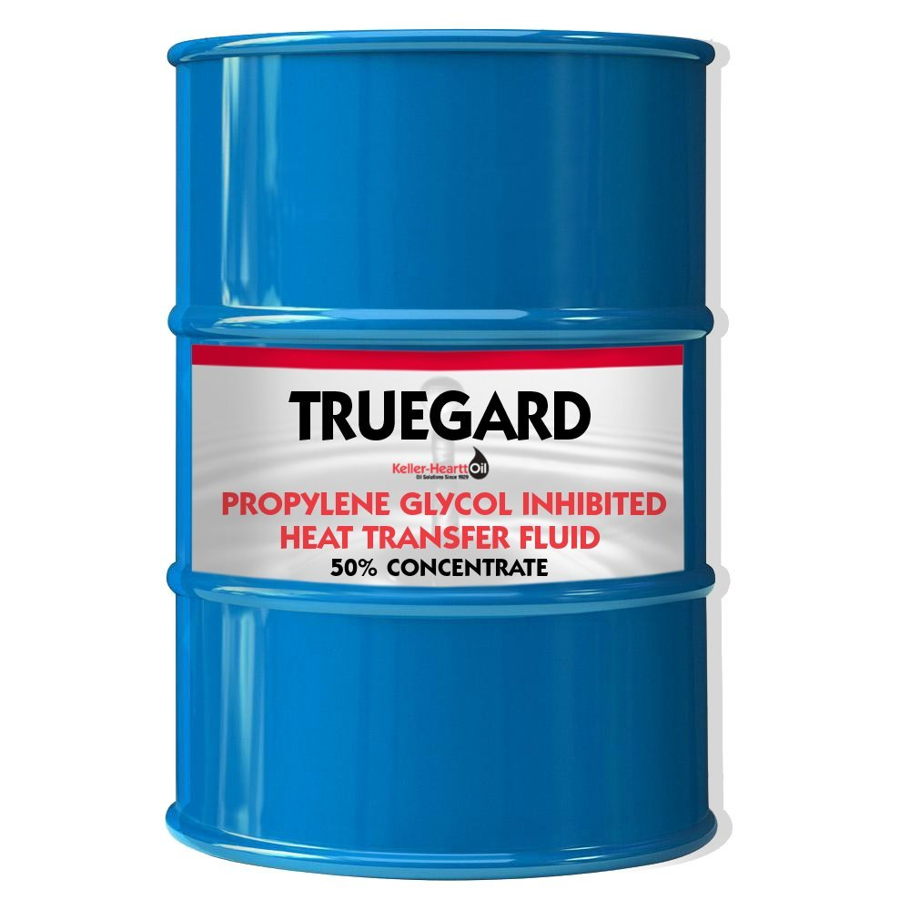 TRUEGARD Propylene Glycol Inhibited Heat Transfer Fluid 50/50 55-Gallon Drum
