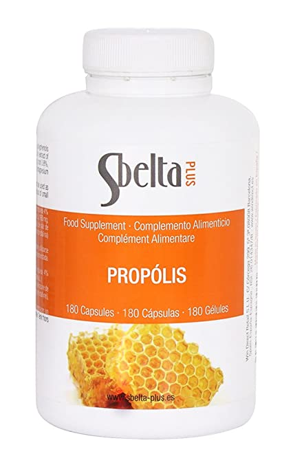 Sbelta Plus Própolis - 180 Cápsulas