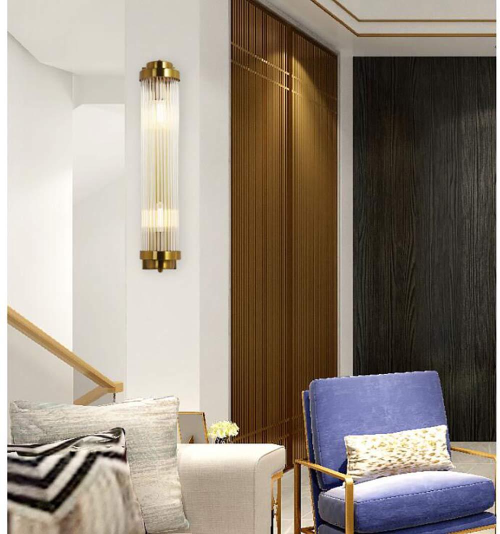 Luxurious glass Wall Light Modern Style Decorative glass Wall Lamp E14 Bedroom Aisle Living Room TV backdrop Lamp Home Decoration Wall Lights Art Deco