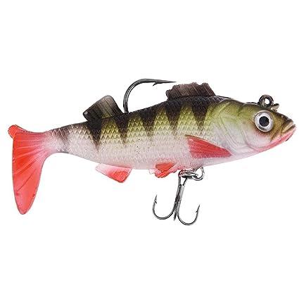 Buy Jokereader Hard/Soft Fishing Lure Topwater Swimming