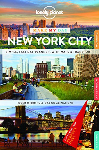 Make My Day New York City (Lonely Planet Make My Day)