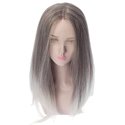 sielity peluca Mujeres Mujer Cabello Wigs Wig Floralia Fiesta temática Fiestas Carnaval Cosplay Party pelo artificial