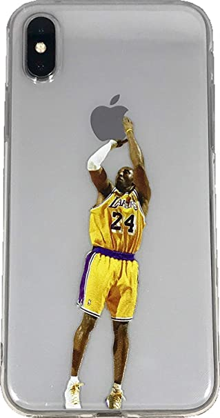 ECHC - Funda de Baloncesto Suave de TPU para iPhone: Amazon.es ...