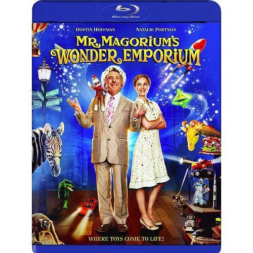 Mr. Magorium's Wonder Emporium BLU-RAY Disc