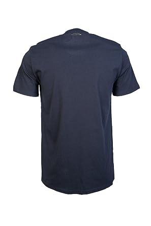 d783e7d5477 Versace Collection - T-Shirt - Col Rond - Homme Bleu Bleu Marine - Bleu