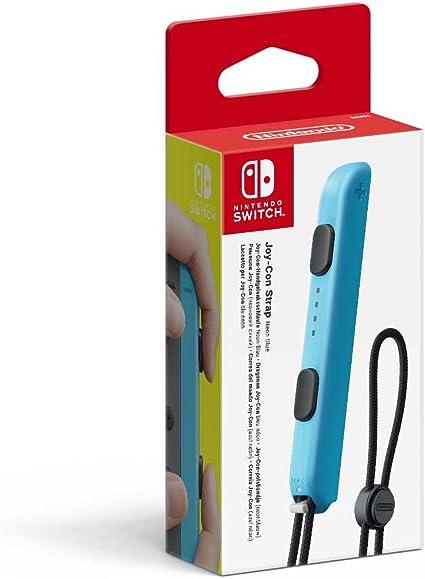 Nintendo - Correa Joy-Con, color Azul (Nintendo Switch): Amazon.es: Videojuegos