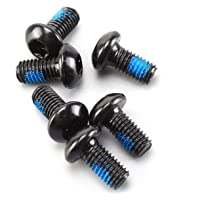 New 6 pcs Tektro Rotor Disc Brake Screws Bolt Set  M5x10mm Hayes Avid Shimano