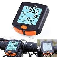 SEGRJ MTB Road Bike Cycling Bicycle Computer Waterproof Backlight Odometer Speedometer