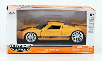Jada   Bigtime Muscle  Ford Gt Sport Coupe  Scale