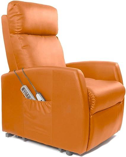 cecotec fauteuil relax de massage releveur compact en similicuir de qualite avec chauffage 5 programmes 3 intensites 8 moteurs double