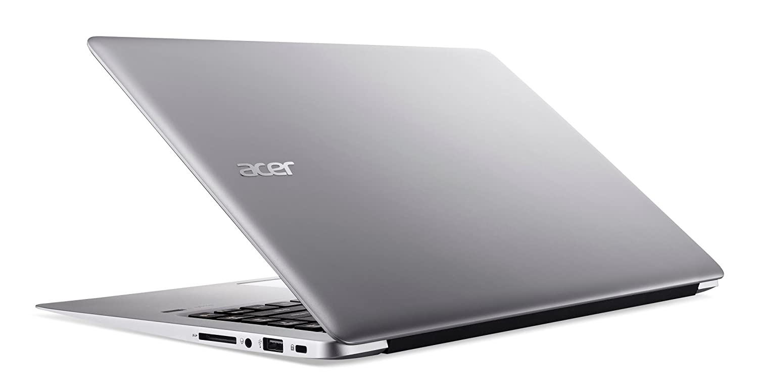 ACER SWIFT3 SF314-52-361V PLATA PORTÁTIL 14 IPS FHD/i3 2.4GHz/SSD 128GB/4GB RAM/W10 HOME: Amazon.es: Electrónica