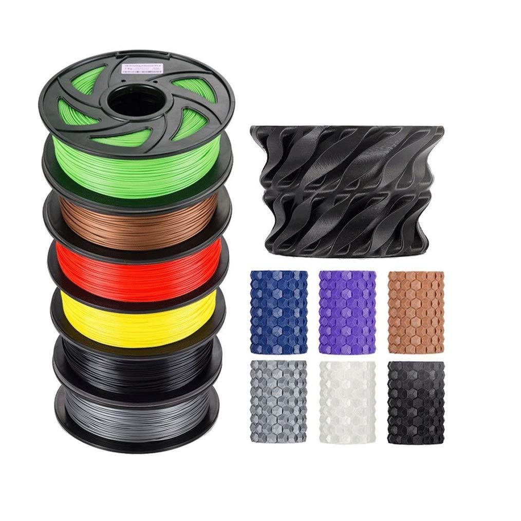 PLA Filamento De Impresora 3D / Filamento PLA 1.75 Mm/Filamento De ...