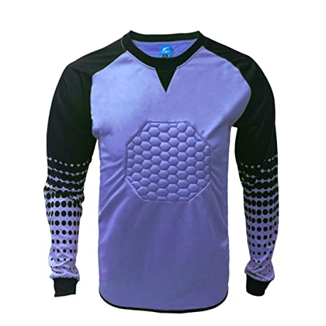 f00befe46 Image Unavailable. Image not available for. Color  1 Stop Soccer Soccer  Goalkeeper Goalie Shirt ...
