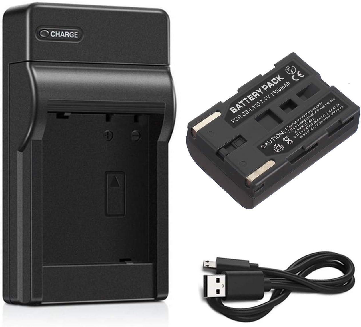 SC-D75 SC-D73 SC-D77 Digital Video Camcorder SC-D71 Battery Pack for Samsung SC-D70