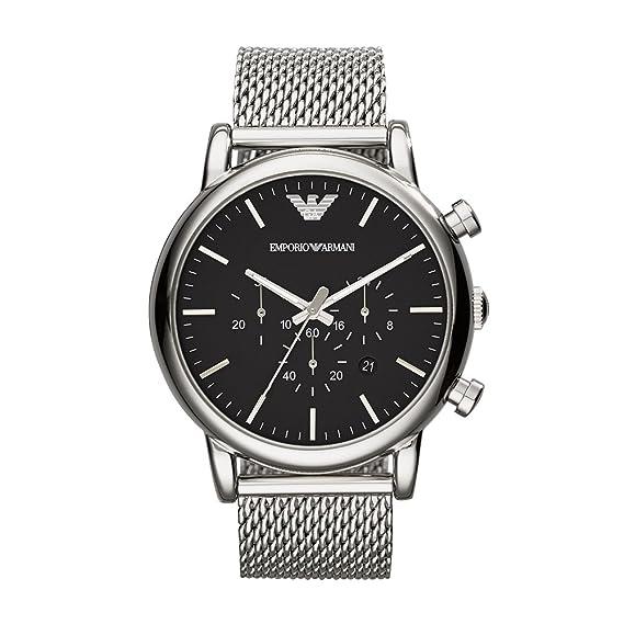 0fbb6d65e620 Emporio Armani AR1808 - Reloj  Amazon.es  Relojes