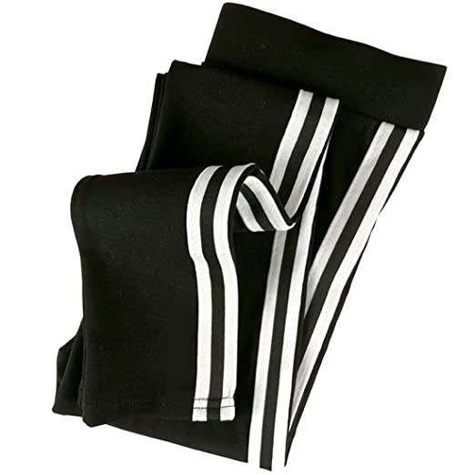4b563749271 UUYUK Women Activewear Plus Size Vertical Stripes Slim Elastic Waist Lounge  Pants Trousers 1 os