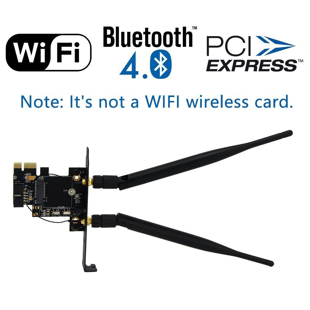 Sourcingbay M.2(NGFF) Wireless Card to PCI-e 1X Adapter by Sourcingbay (Image #7)