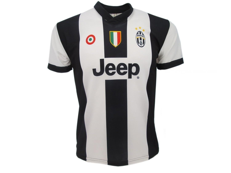 Camiseta Jersey Futbol Juventus Gonzalo Higuain 9 Replica Para Hombre Autorizado