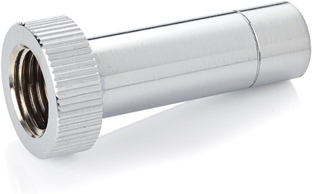 TA-IGMALP4169-GS Touchaqua Inner G1 Glorius Silver 4 inch Male Adjustable Link Pipe 41-69mm