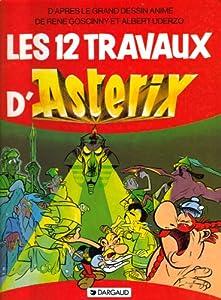 """Afficher """"Les 12 travaux d'Astérix"""""""