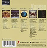5cd Original Album Classics (Kansas/ Song For America/Masque/Leftoverture /Point Of Know Return)