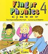 Finger Phonics Book 4: ai, j, oa, ie, ee, or (Jolly Phonics)