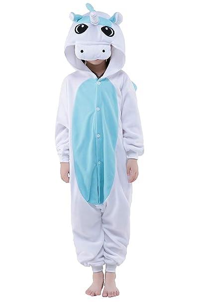 Amazon.com: Disfraz de unicornio de peluche para mujer ...